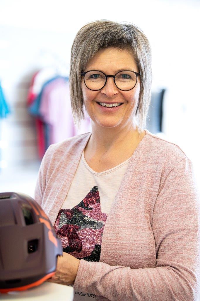 Patricia Metz: Buchhaltung und Kundenbetreuung